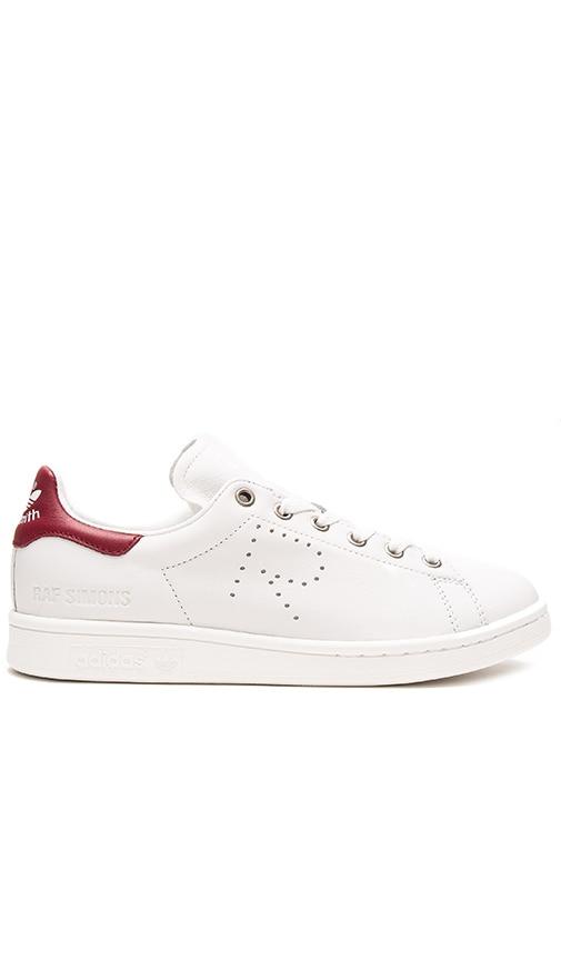 adidas da raf simons scarpe vintage white in stan smith