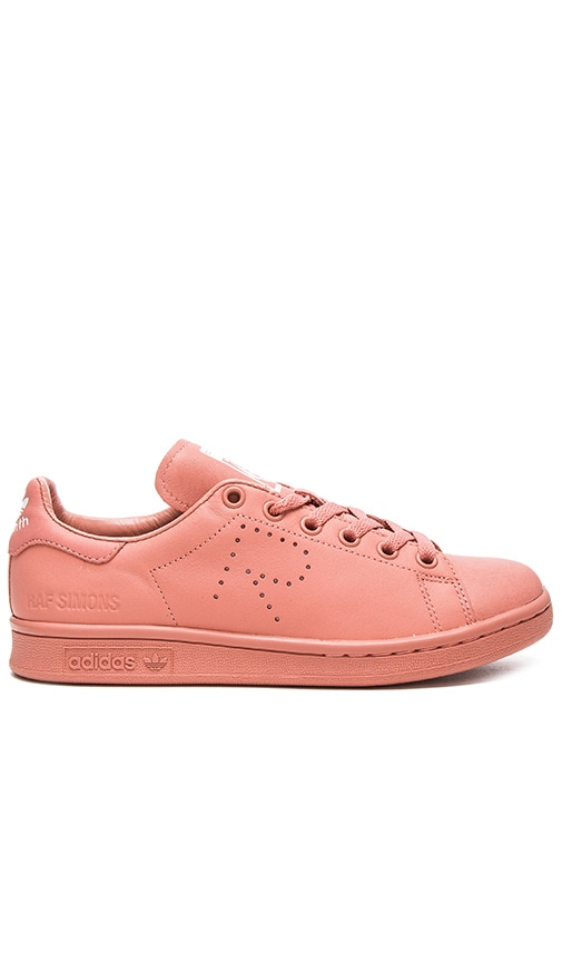 adidas by Raf Simons Stan Smith Sneaker in Rose