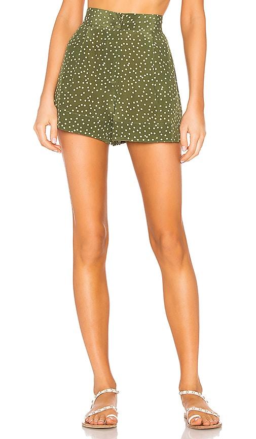 Silk Mille Punti Shorts