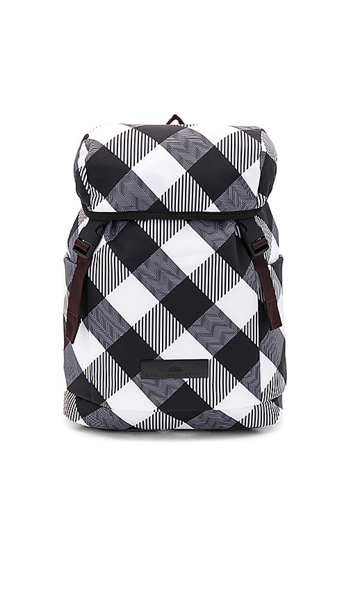 adidas by Stella McCartney Athletics Backpack in Black & White