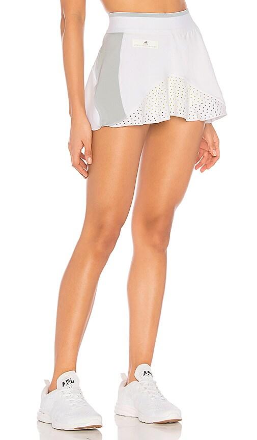 adidas by Stella McCartney aSMC Q1 Skirt in White