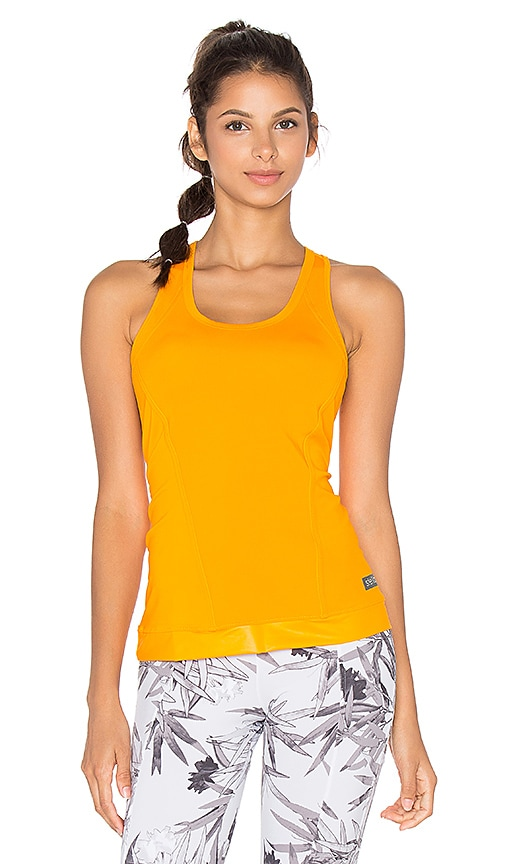 adidas by Stella McCartney The Performance Tank in Orange