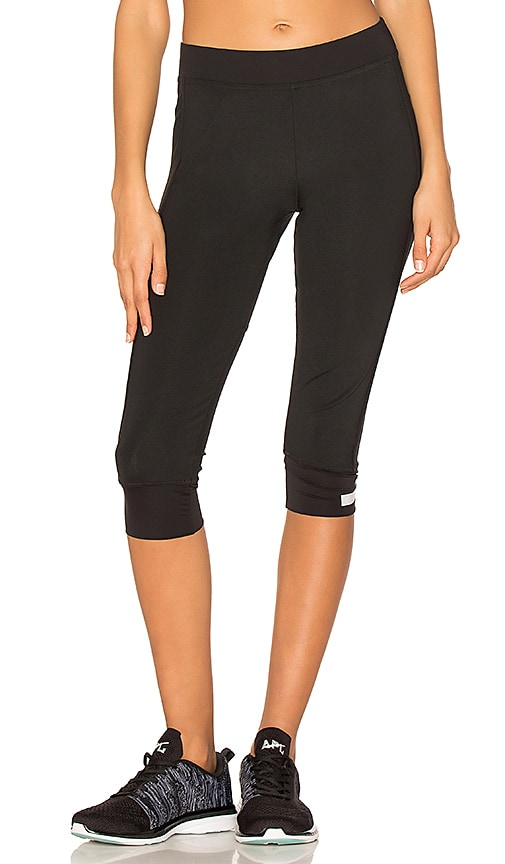 adidas by Stella McCartney The 3/4 Tight in Black