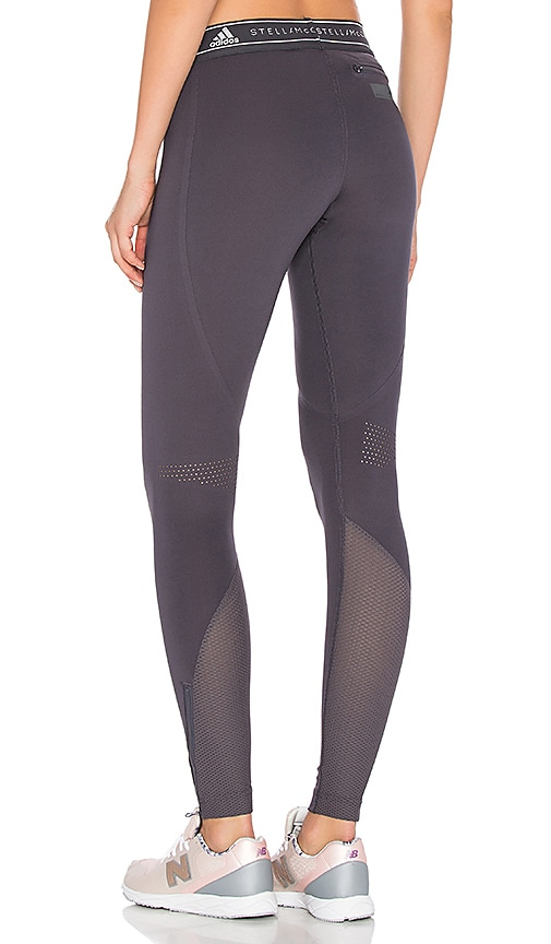 adidas by Stella McCartney Run Excl Tight in Gray