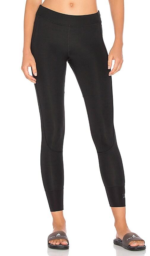 adidas by Stella McCartney The 7/8 Tight in Black