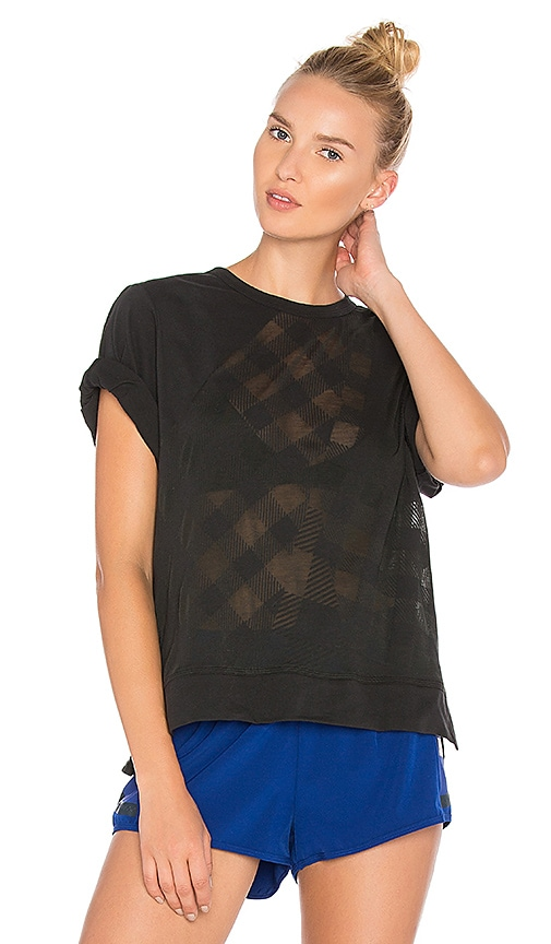 adidas by Stella McCartney The Cool Tee in Black