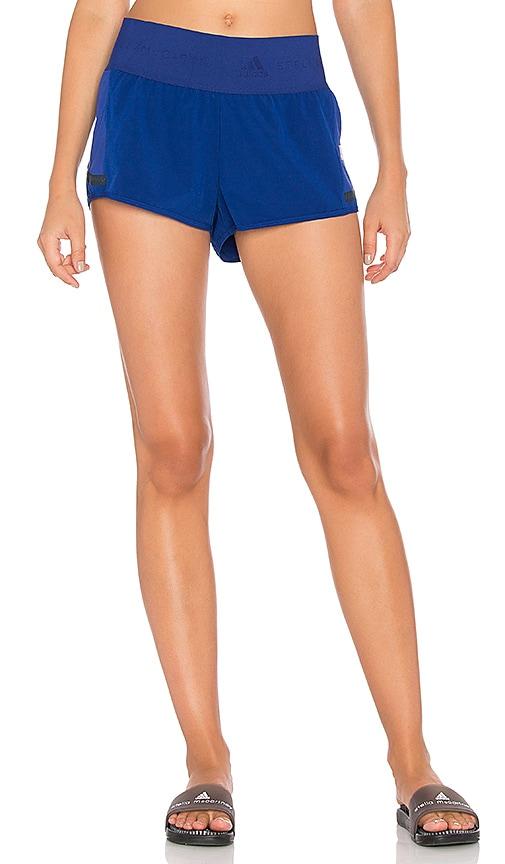 adidas by Stella McCartney Train Hiit Short in Blue