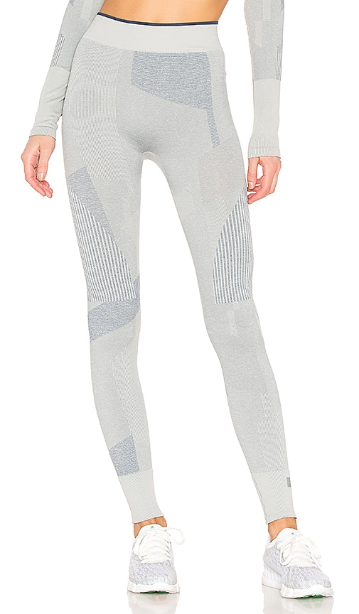 Adidas by Stella McCartney tren bloque Legging en piedra giran