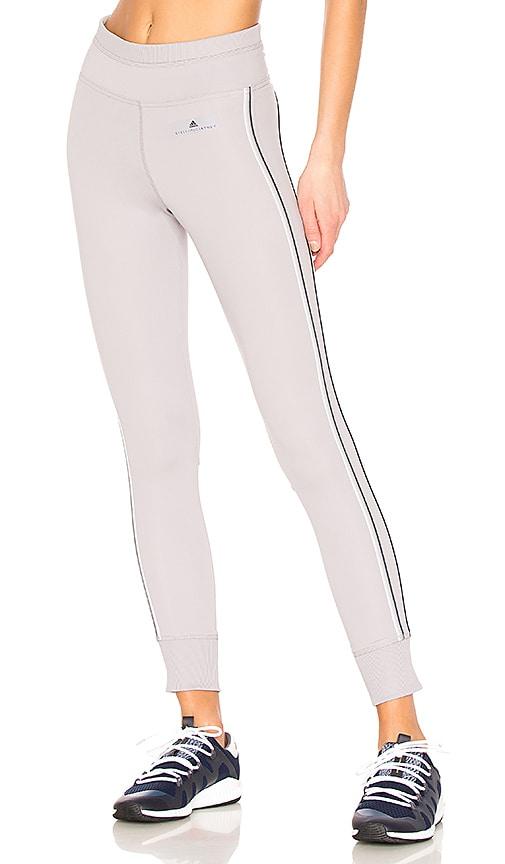 adidas by Stella McCartney Comfort Legging in Light Gray