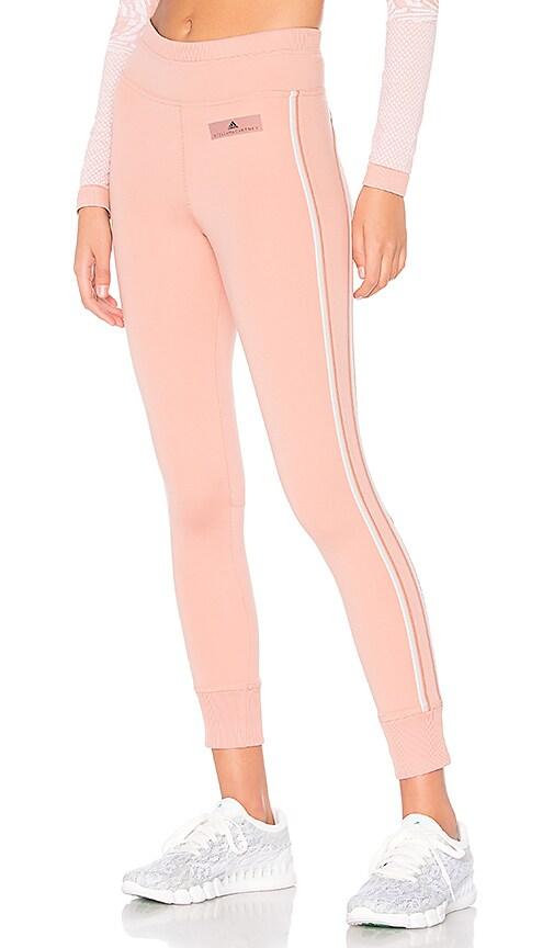 9e5e24aba1506a adidas by Stella McCartney Comfort Legging in Cinnamon Blush | REVOLVE