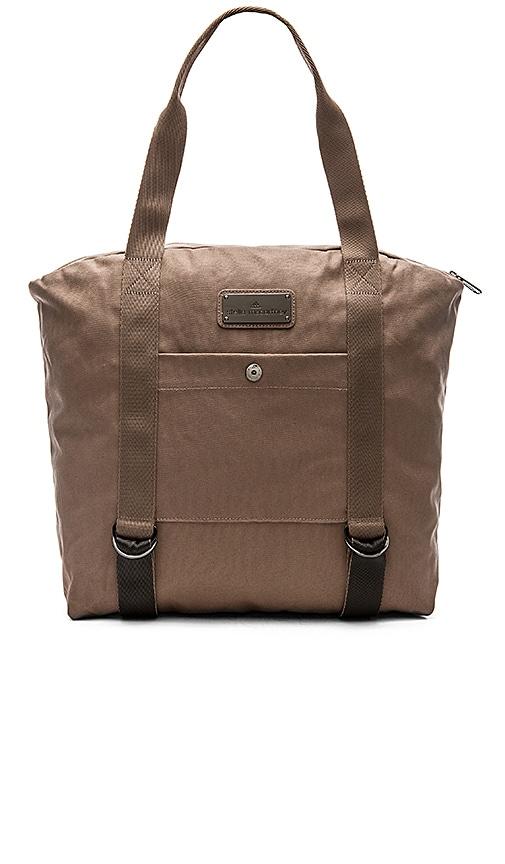 adidas by Stella McCartney Yoga Bag in Natural Grey   Raven   REVOLVE cbd9bc96fb
