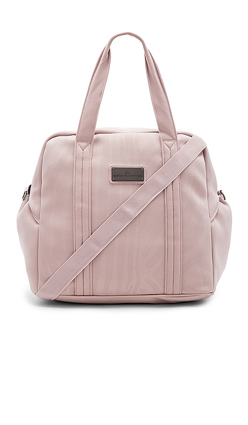 adidas by Stella McCartney Sports Bag M in Lavender