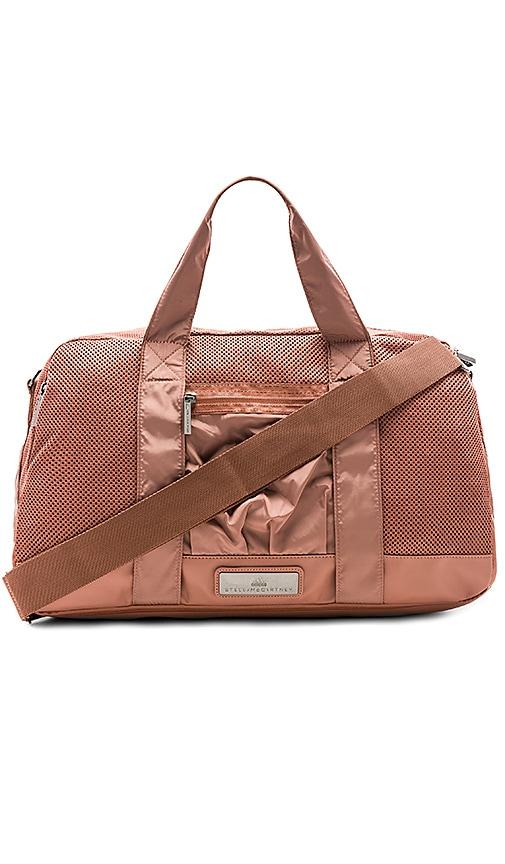 fd9fa92c6fde adidas by Stella McCartney Yoga Bag in Burnt Rose
