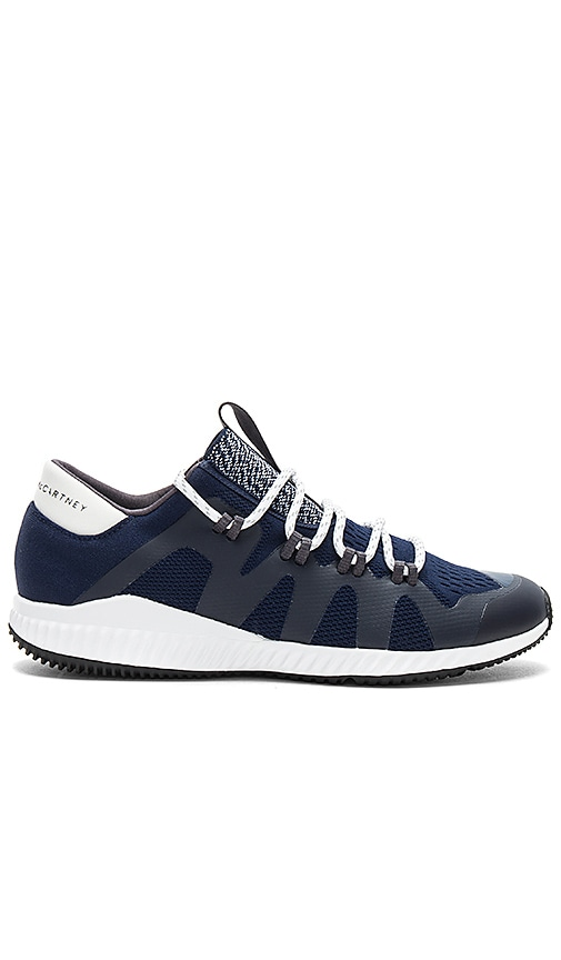 adidas by Stella McCartney Crazy Train Pro Sneaker in Navy