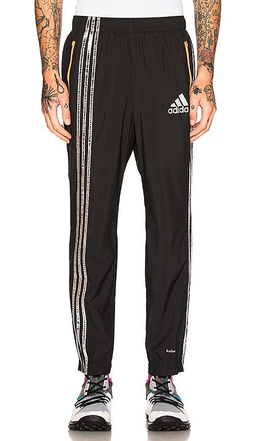 Adidas x Kolor Track Pants in Black