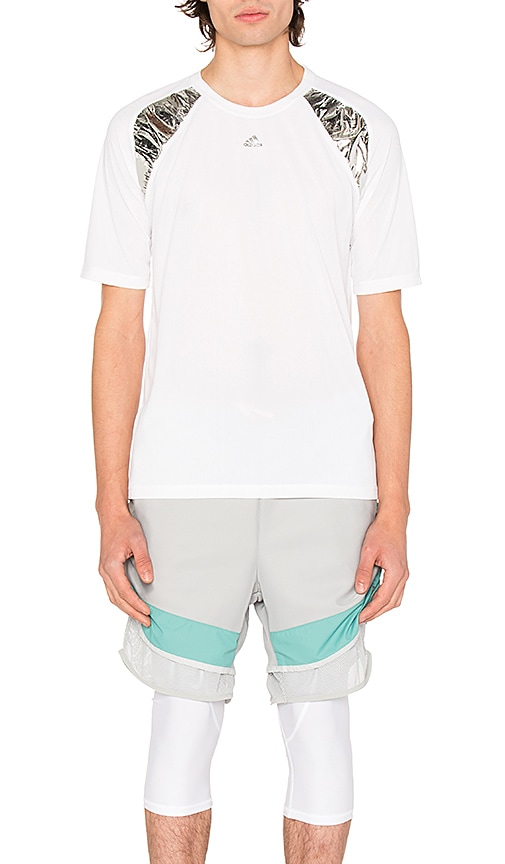 Adidas x KOLOR Cimachill Tee in White