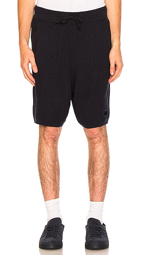 adidas by wings + horns Linear Shorts in Blue