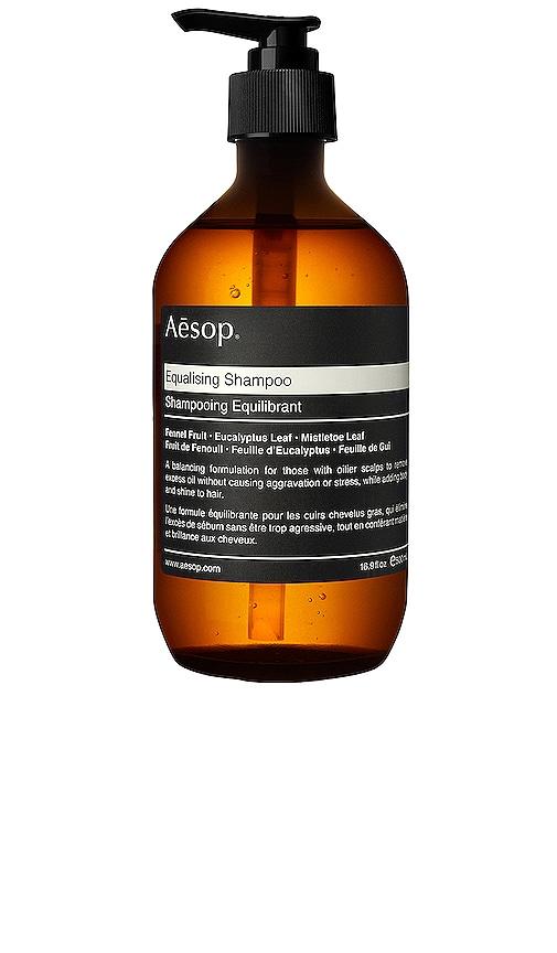 Equalising Shampoo