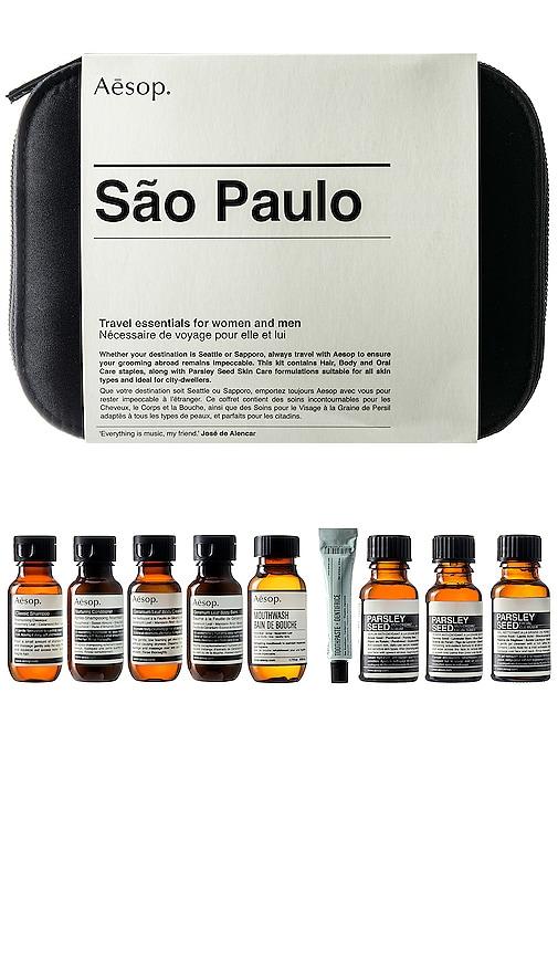 KIT DE VIAJE SAO PAULO