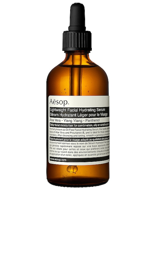 Lightweight Facial Hydrating Serum