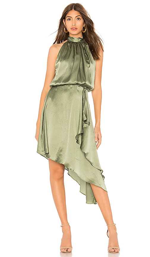 Auteur Georgia Dress in Green