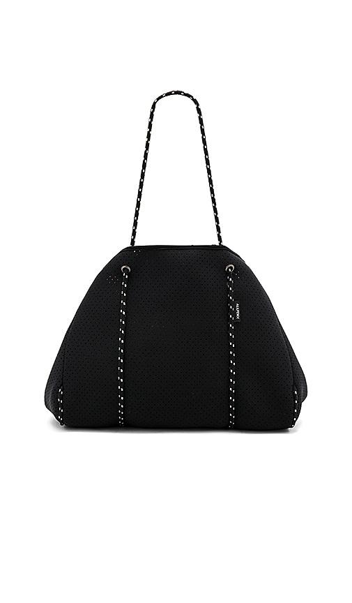 All Fenix Neoprene Tote Bag in Black