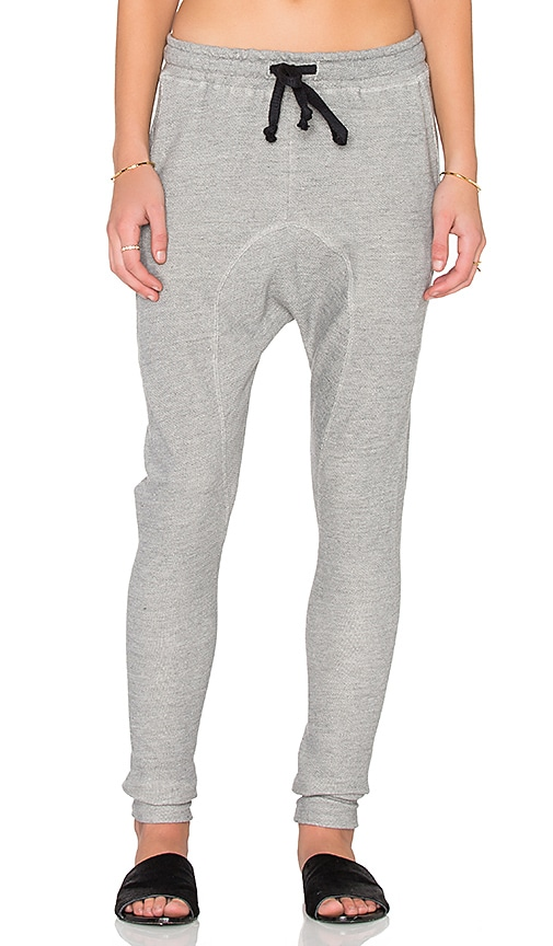 A Fine Line Ava Drop Pant in Heather Grey