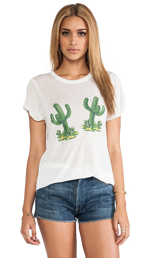 Hello Cactus Hastings Tee