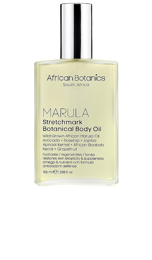 Marula Stretch Mark Botanical Body Oil
