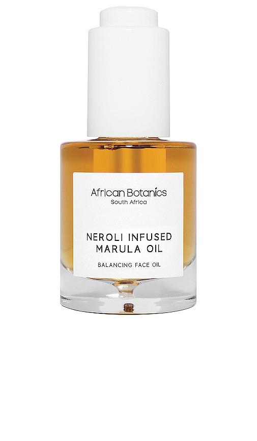 Neroli Infused Marula Oil