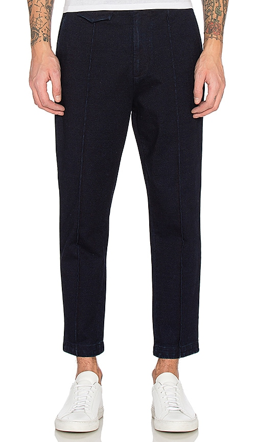 AG Adriano Goldschmied CAPSULE Ritri Trouser in Blue