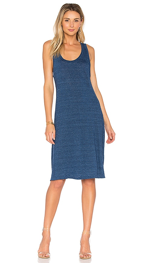 AG Adriano Goldschmied Avril Dress in Blue