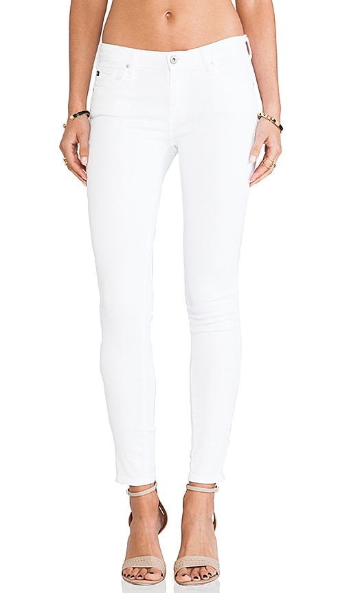 The Legging Ankle Zip