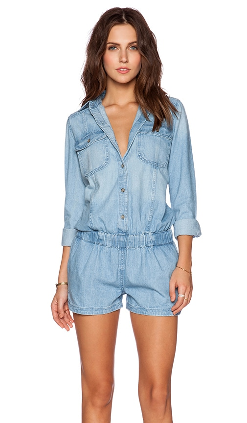 Slow Tide Romper