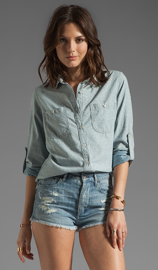 The Colette Button Up