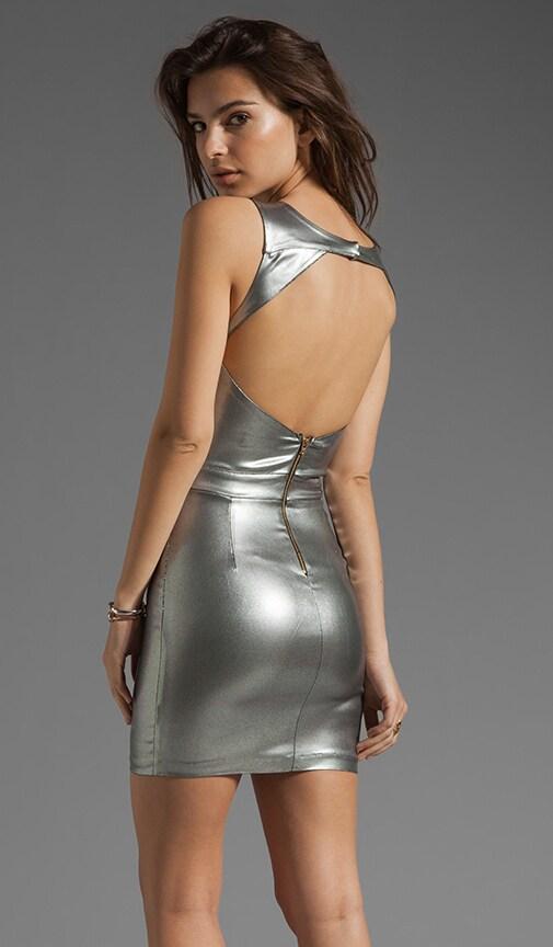 Ashby Super Stretch Backless Mini Dress