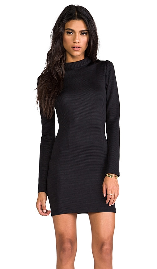 Langston Long Collar Dress