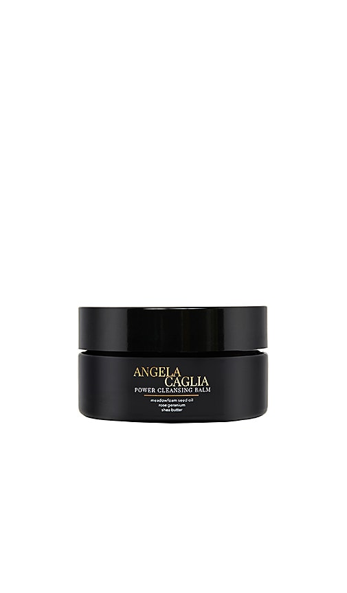ANGELA CAGLIA SKINCARE Power Cleansing Balm in Beauty: Na