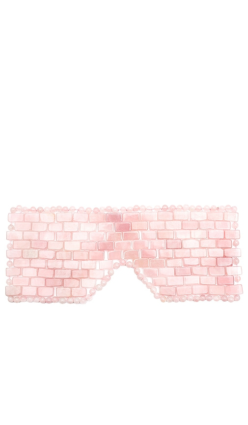 Self Love Rose Quartz Eye Mask