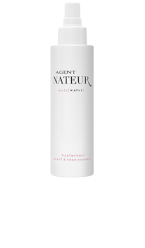 Holi(water) Hyaluronic Pearl and Rose Toner
