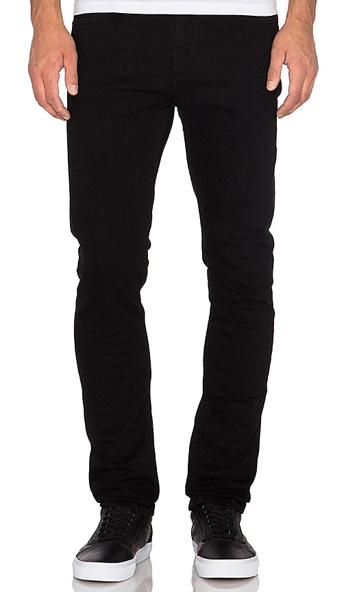 AGOLDE Skinny in Black