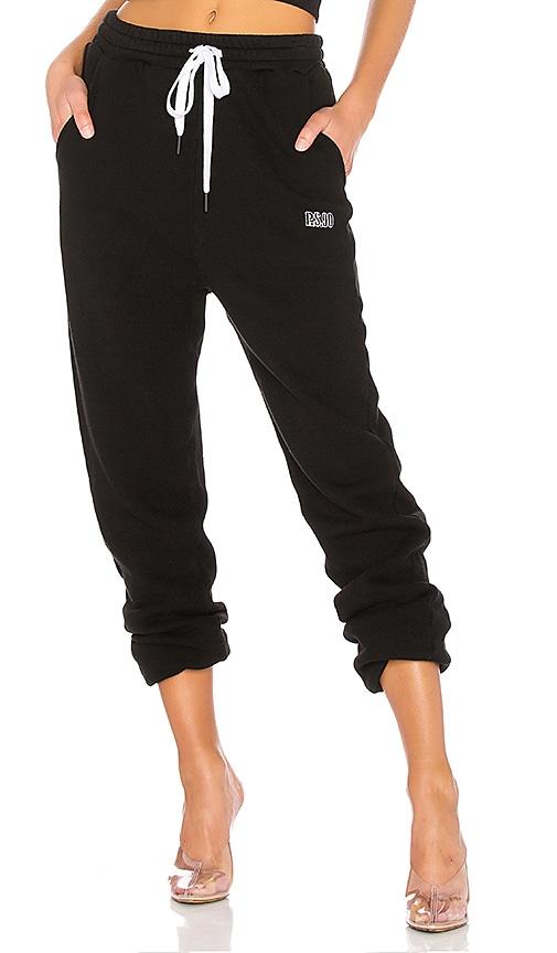 AGOLDE x A$AP FERG Track Pant in Black