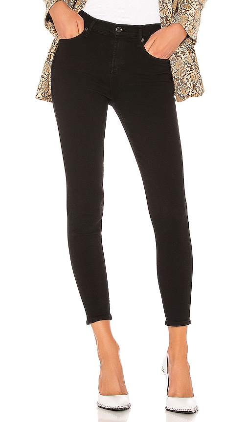 Sophie High Rise Ankle Skinny