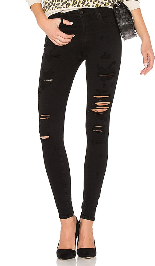 A Gold E Sophie High Rise Skinny