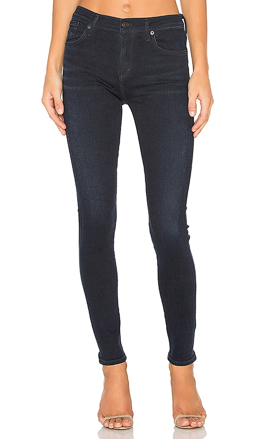 AGOLDE Sophie High Rise Skinny in Stage