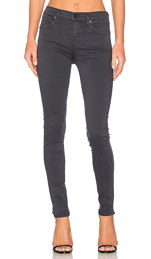 AGOLDE Sophie High Rise Skinny in Aura