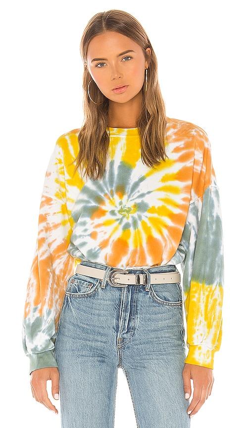 Balloon Sleeve Sweatshirt