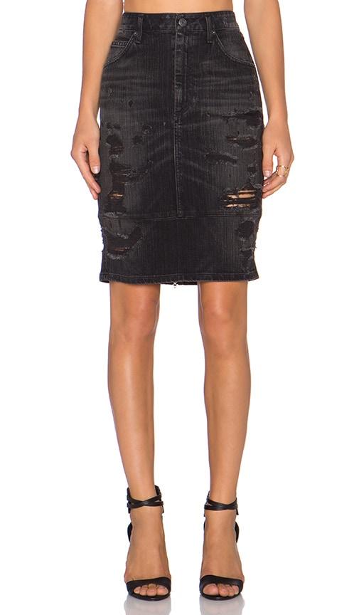 A Gold E Amie Pencil Skirt
