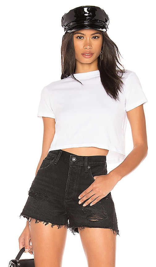 Cropped Baby Tee
