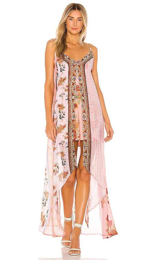 Agua Bendita x REVOLVE Victoria Maxi Dress in Pink | REVOLVE